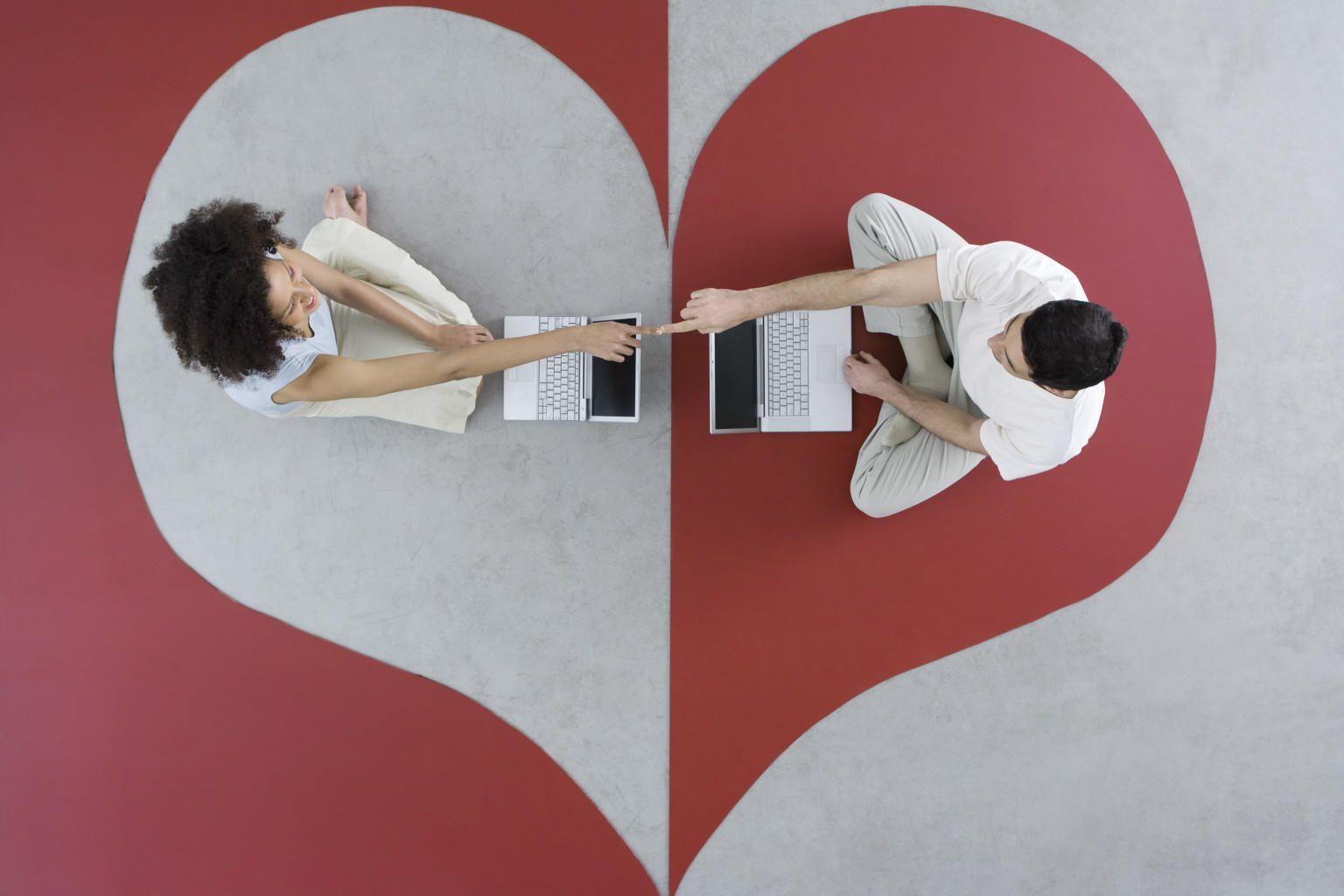 Καλό και κακό για το online dating