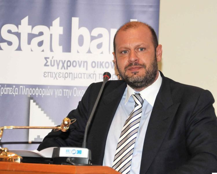 Βασίλης Κάτσος. Πρόεδρος Pharmathen