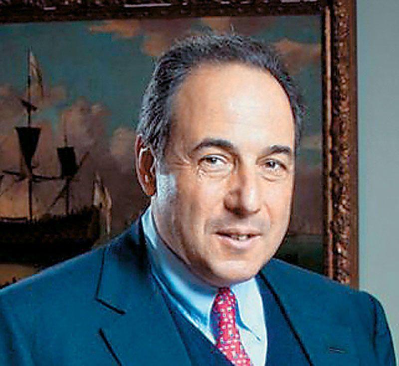 Πήτερ Λιβανός, εφοπλιστής GasLog Ltd. ναυτιλία
