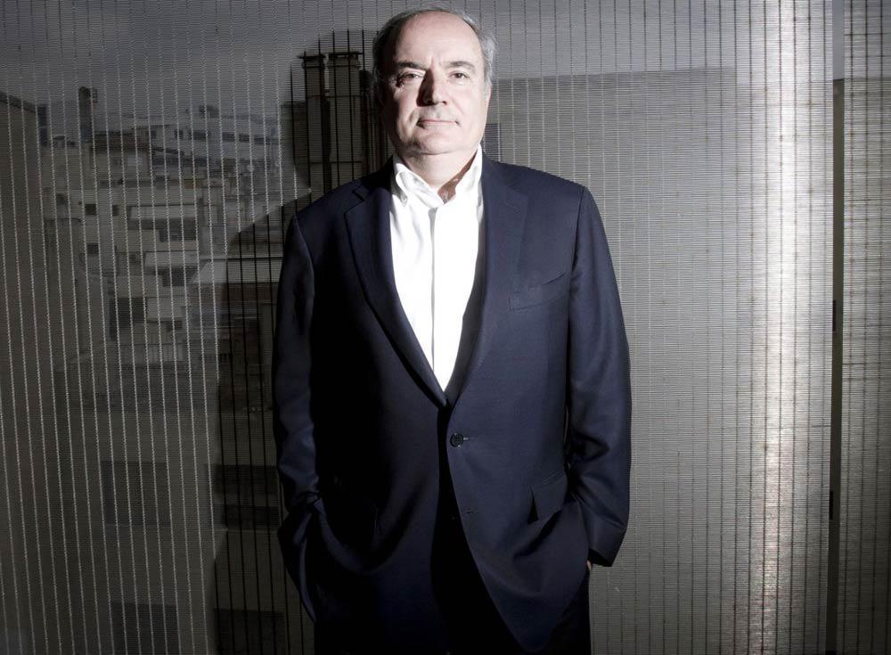 Γεώργιος Περιστέρης, 58 ετών, Διευθύνων Σύμβουλος ΓΕΚ ΤΕΡΝΑ