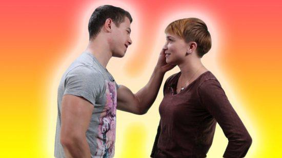 βίντεο από λεσβίες φιλιά