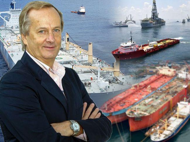 Γιώργος Οικονόμου, επικεφαλής DryShips ναυτιλία