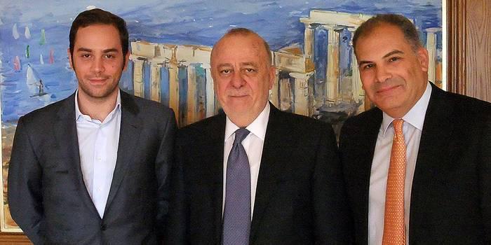 Θανάσης Φειδάκης, Γιώργος Φειδάκης, Γιώργος Καραγεωργίου