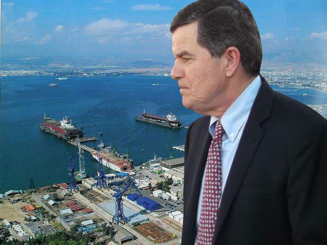 Θανάσης Μαρτίνος, επικεφαλής Eastern Mediterranean Maritime ναυτιλία