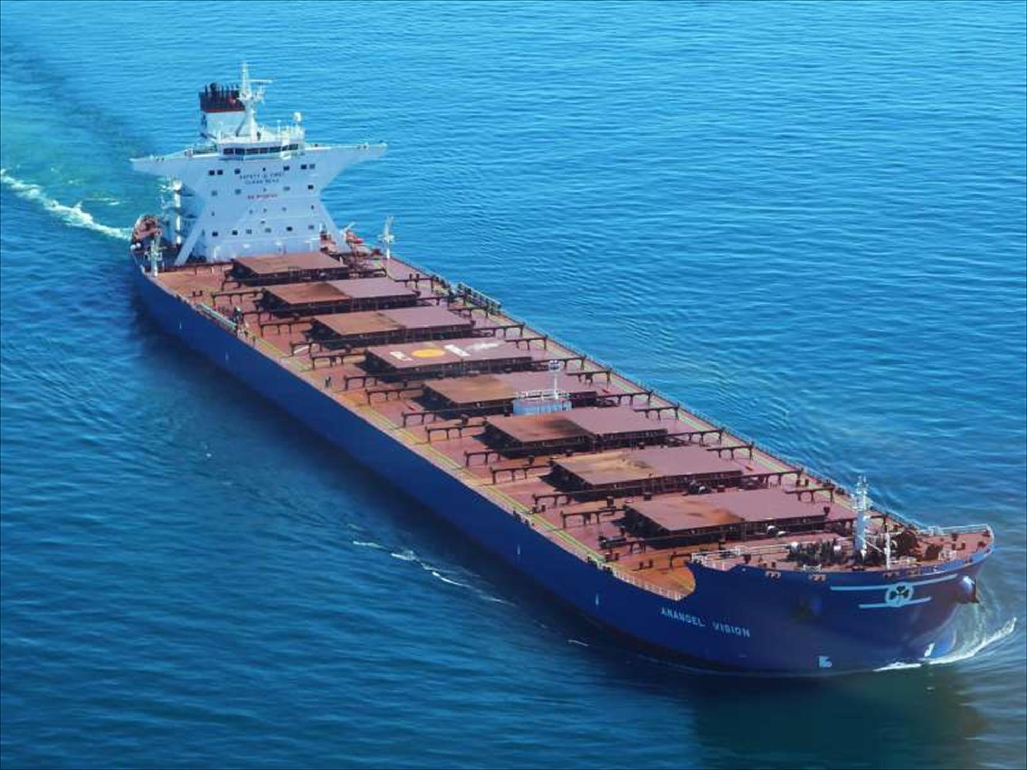 bulker ναυτιλία