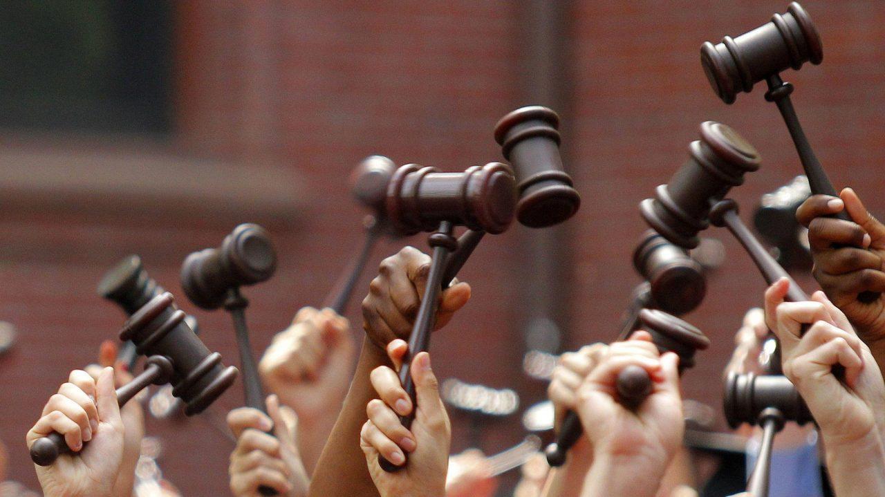 justice δικηγόροι
