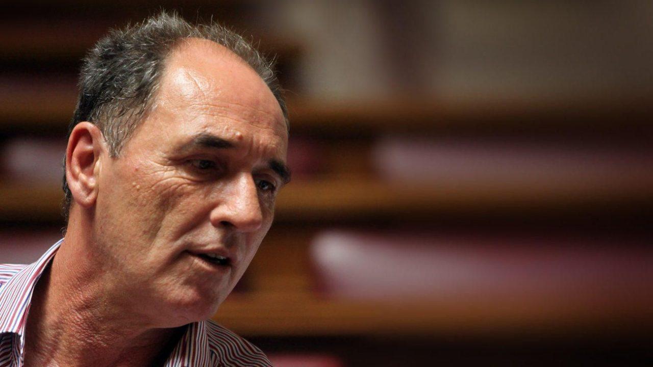 Γιώργος Σταθάκης, υπουργός Περιβάλλοντος και Ενέργειας