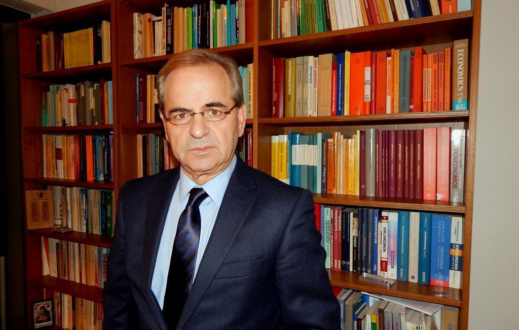 Χαράλαμπος Γκότσης. πρώην Πρόεδρος Επιτροπής Κεφαλαιαγοράς