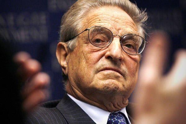 George Soros Σόρος