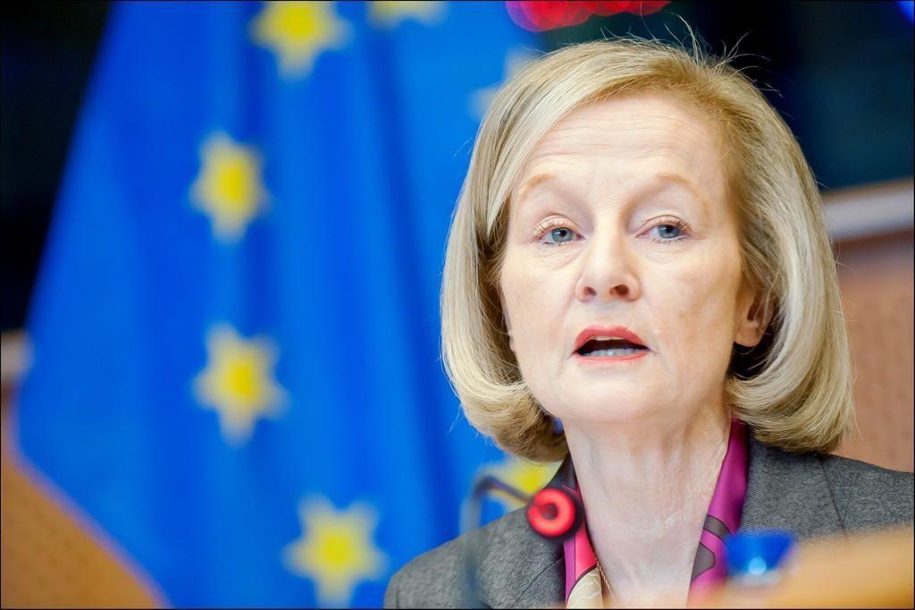 Danièle Nouy. Επικεφαλής του Μηχανισμού Ενιαίας Εποπτείας της Ευρωπαϊκής Κεντρικής Τράπεζας