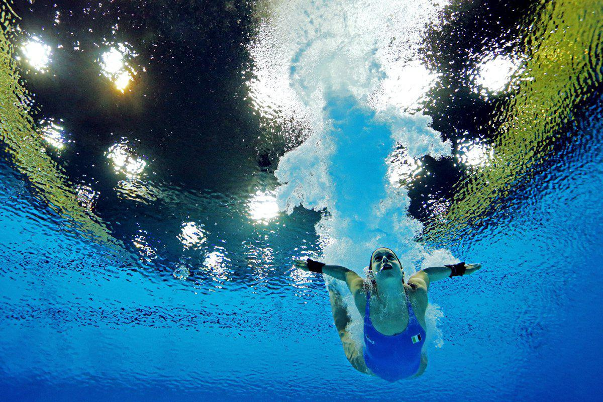 swimming olympic games