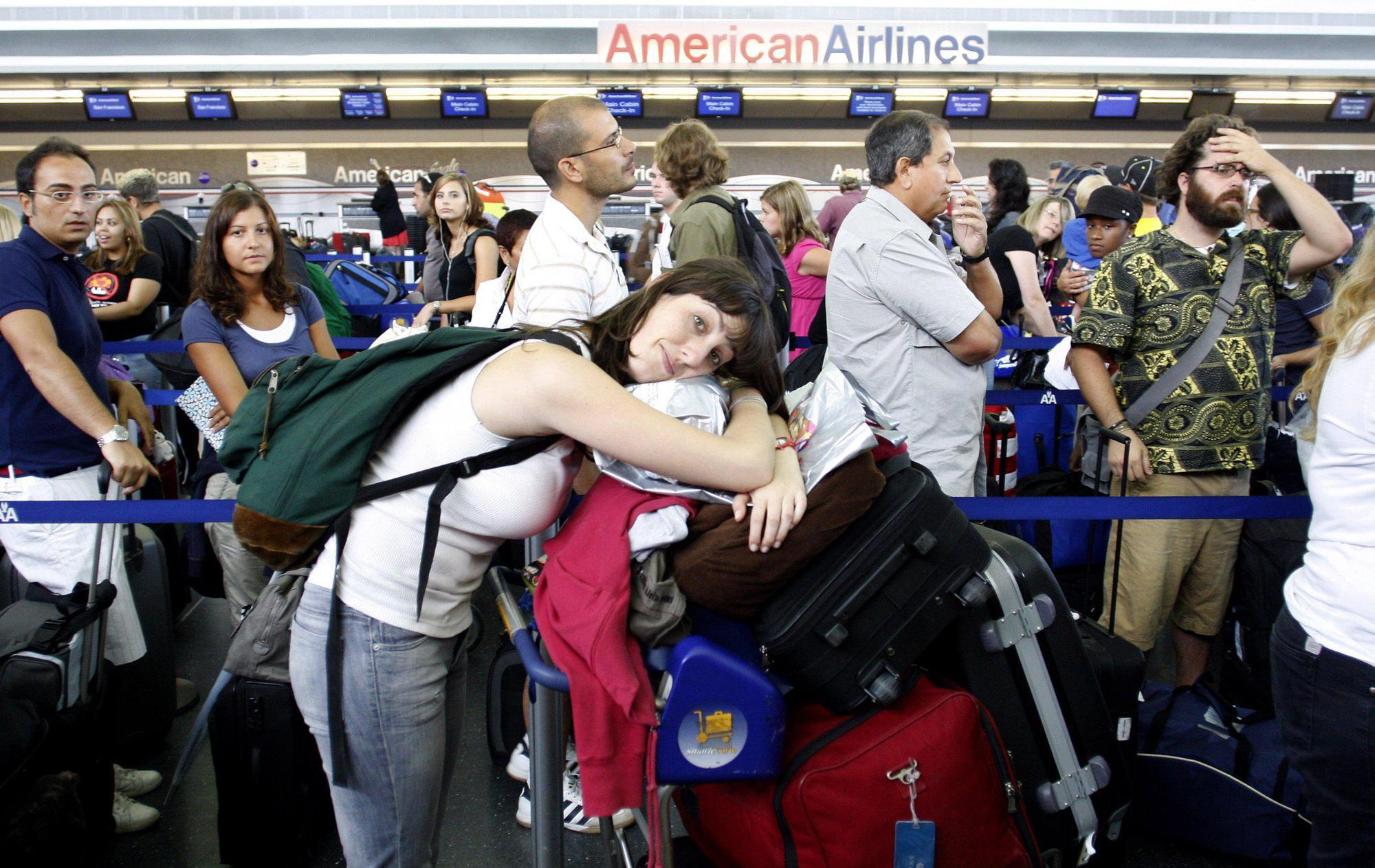 laggage airport