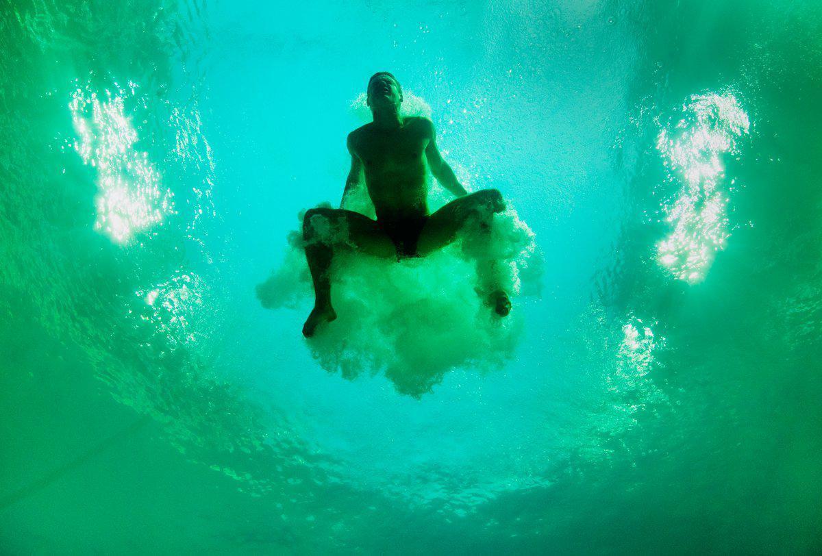 underwater olympic games