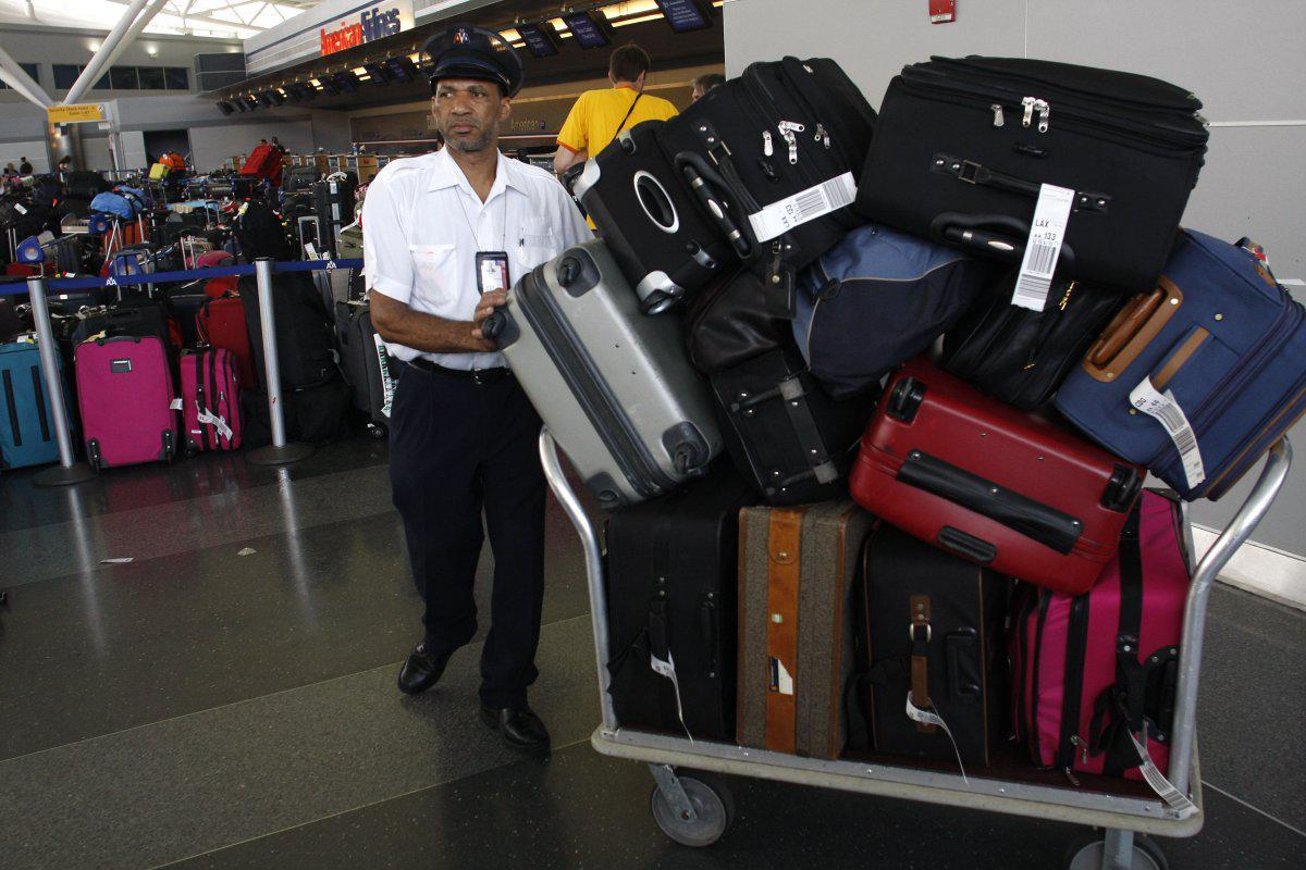 bags airports