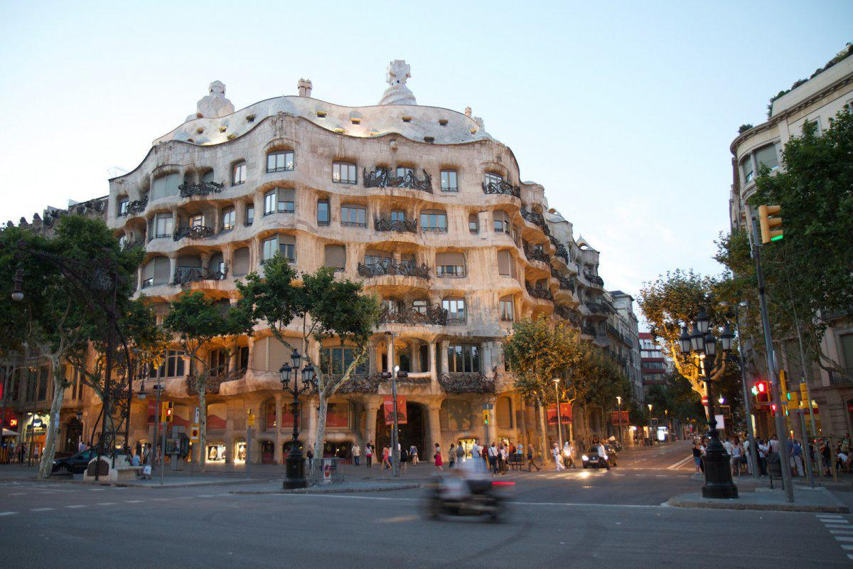 casa-mila-in-barcelona-spain
