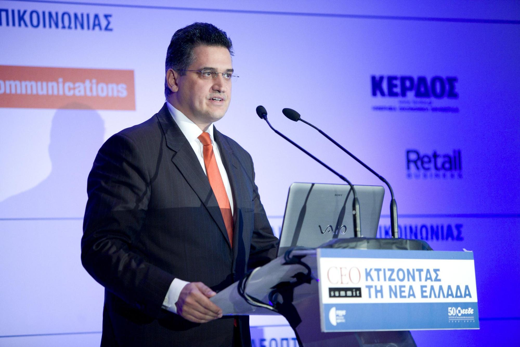 Πάνος Παπαδόπουλος.