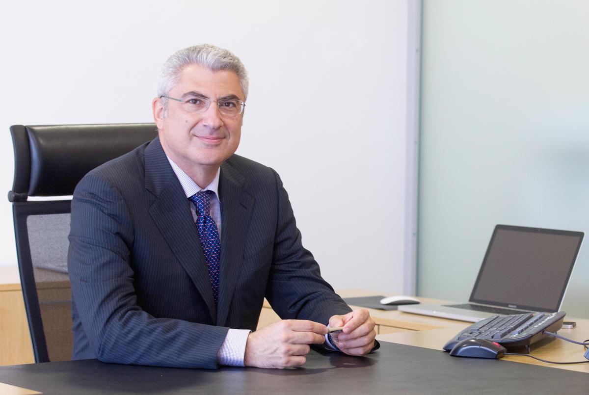 Σταύρος Κωνσταντάς: Αναπληρωτής Διευθύνων Σύμβουλος Εθνικής Ασφαλιστικής