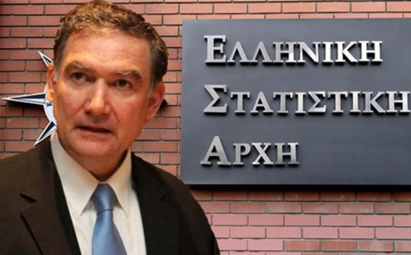 Ανδρέας Γεωργίου, πρώην επικεφαλής της ΕΛΣΤΑΤ
