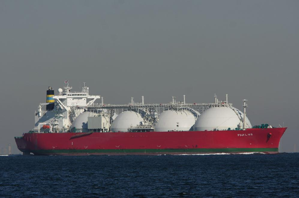 Fuji LNG Χρήστος Οικονόμου