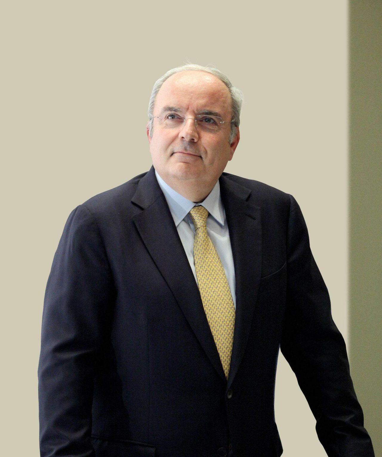 Γιώργος Περιστέρης. Διευθύνων Σύμβουλος ΓΕΚ ΤΕΡΝΑ