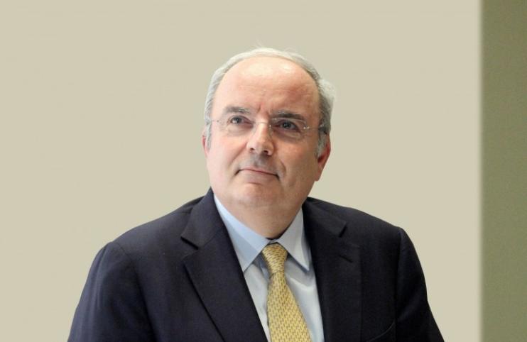 Γιώργος Περιστέρης. Πρόεδρος της ΤΕΡΝΑ Ενεργειακή