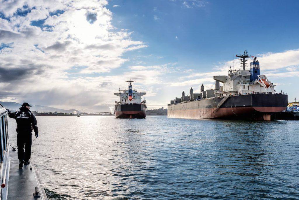 ναυτιλία dry bulk στόλος