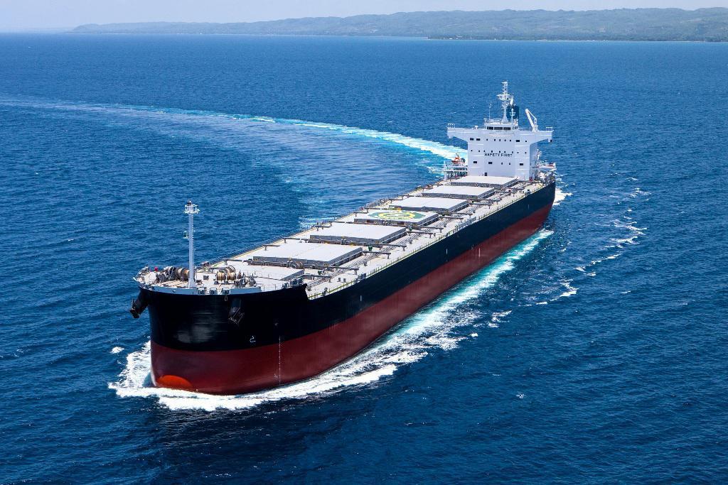 bulk ξηρό φορτίο ναυτιλία ναυλαγορά