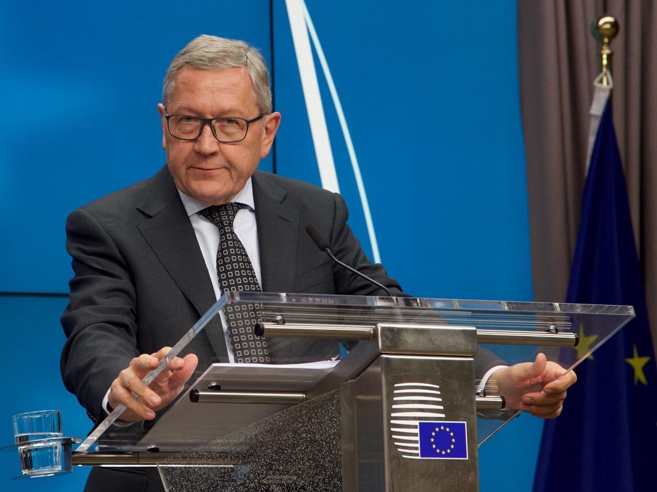 Κλάους Ρέγκλινγκ, επικεφαλής ESM