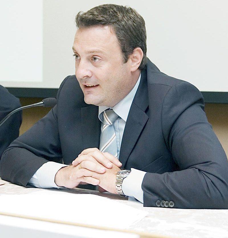 Γιώργος Χρυσικός. CEO Grivalia