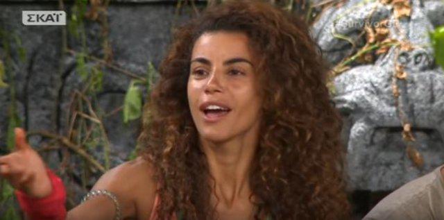 Ειρήνη Παπαδοπούλου, τραγουδίστρια Survivor