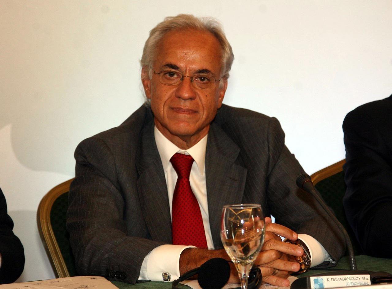 Δημήτρης Κοπελούζος, εΠρόεδρος του Ομίλου Copelouzos Group