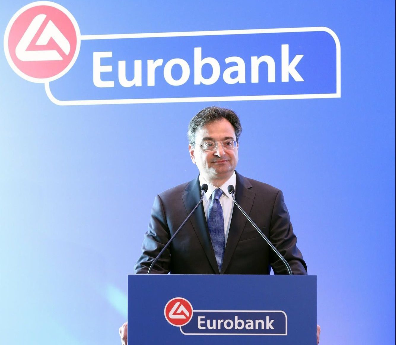 Φωκίων Καραβίας. Διευθύνων Σύμβουλος Eurobank