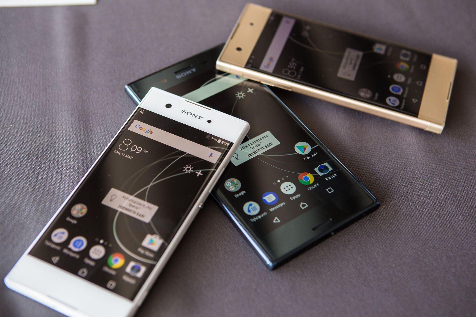 Sony Xperia XZ Premium - Gadgets - αθηνόραμα digital