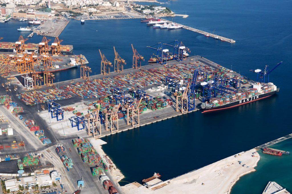 λιμάνι - ναυτιλία - Cosco