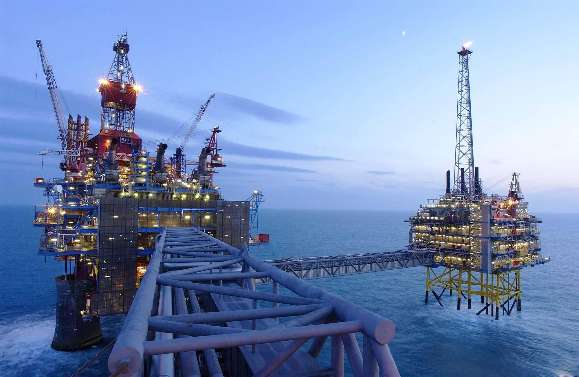 Πετρέλαια - Υδρογονάθρακες