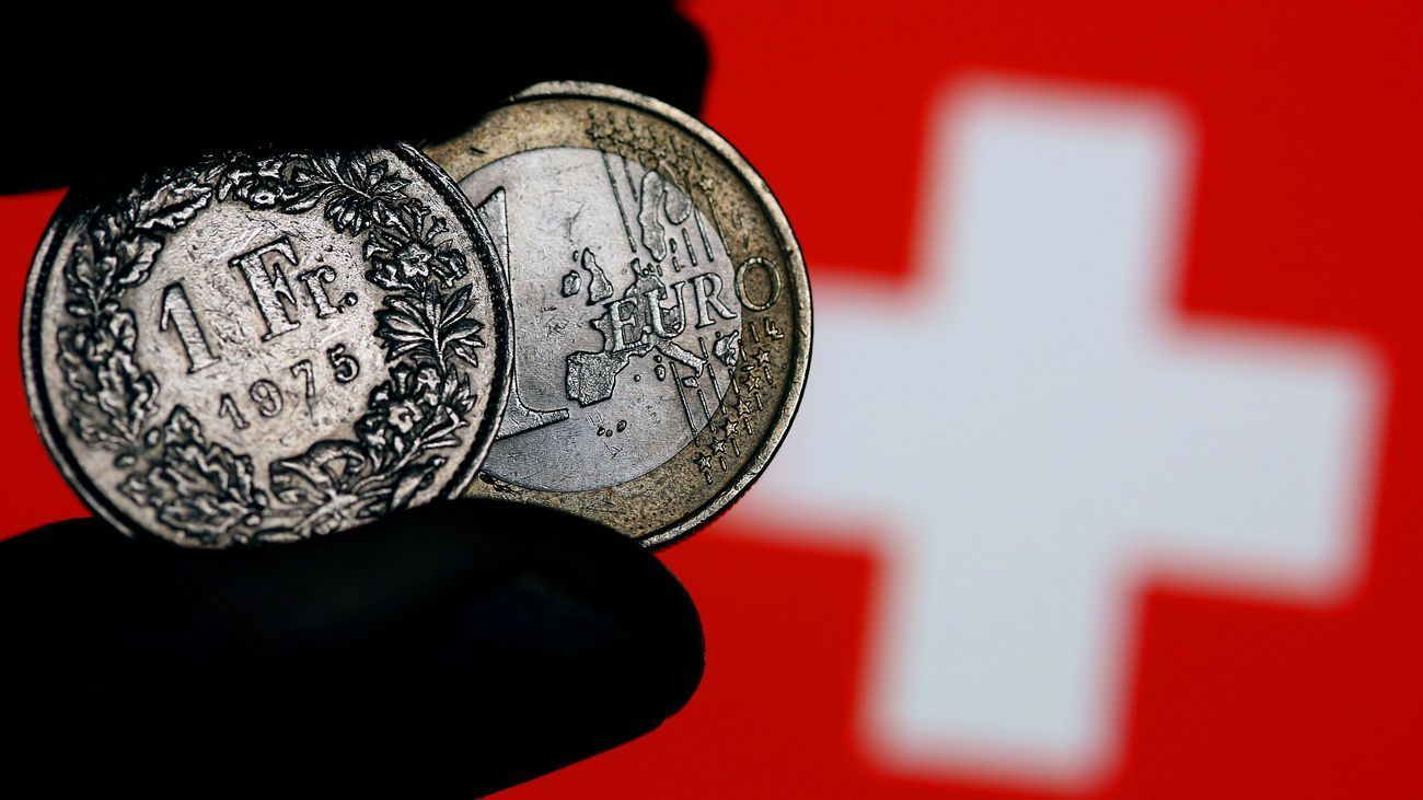 ελβετικό φράγκο