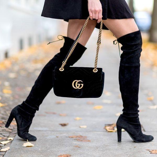 Πώς θα φορέσεις φέτος τις over the knee μπότες σου (πάνω από το ... b25f0187dba