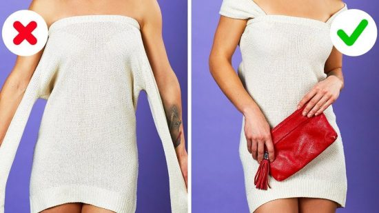 11da5fa462c5 40 έξυπνα κόλπα για τα ρούχα σας που δεν στοιχίζουν ούτε 1 ευρώ
