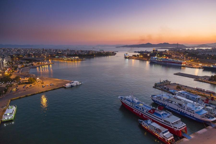 Λιμάνι Πειραιά - Ναυτιλία