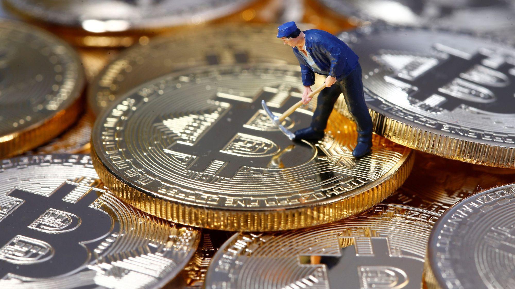 οικοδόμηση μιας εξόρυξης Bitcoin