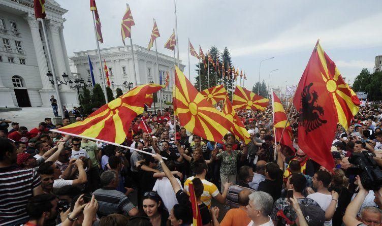 Σκόπια Σκοπιανοί πΓΔΜ