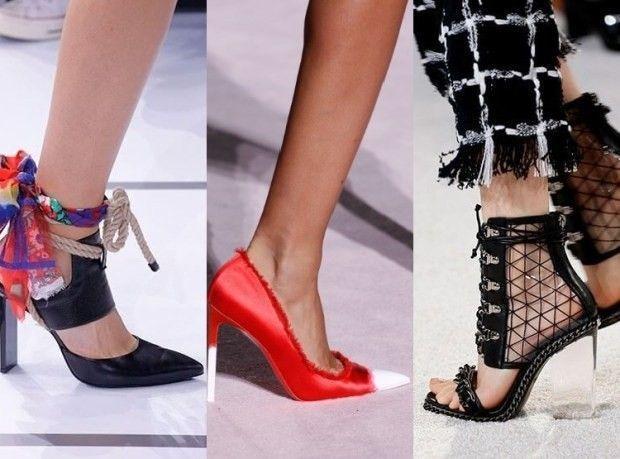 Τα παπούτσια και ειδικά τα ψηλοτάκουνα είναι η λατρεία των γυναικών… Από  μικρά κοριτσάκια δοκιμάζαμε τις ψηλοτάκουνες γόβες της μαμάς μας για να ... 0d0dbe56a7f