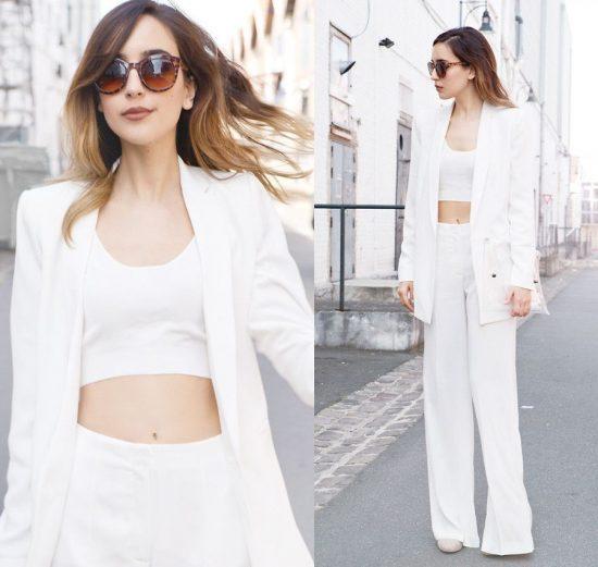 fb20665b59 Πώς θα φορέσετε το λευκό χρώμα και τo φθινόπωρο