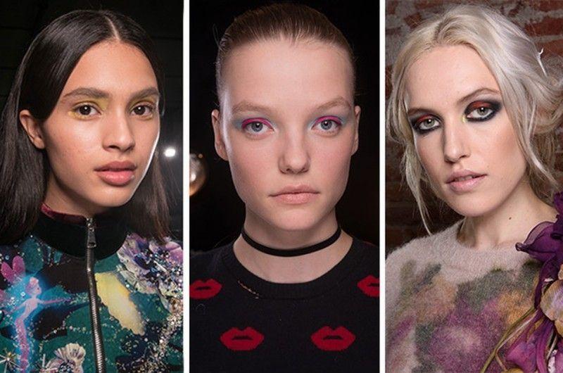 Οι μεγάλοι οίκοι μόδας του εξωτερικού έχουν ήδη δώσει το σύνθημα και τις  βασικές τάσεις για το μακιγιάζ της άνοιξης και του καλοκαιριού 2018. 77df111ade8