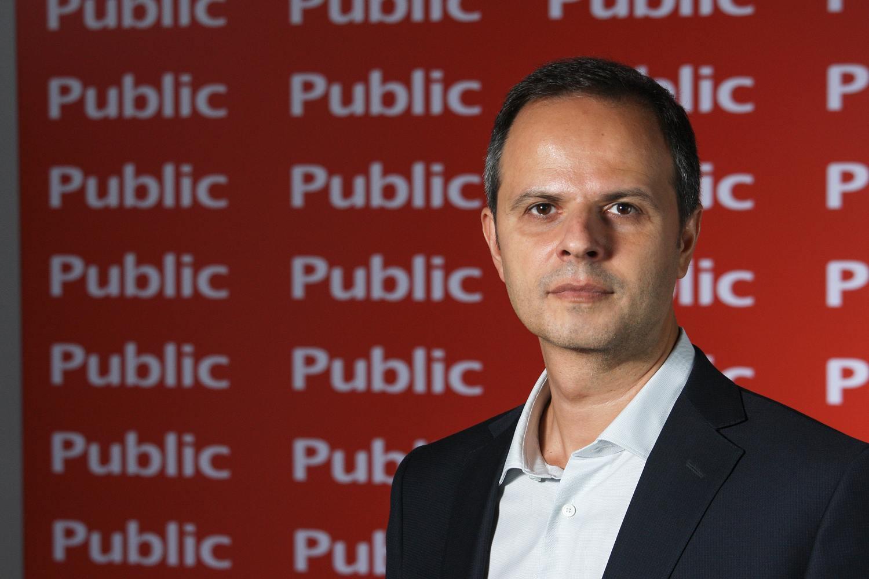 Χρήστος Καλογεράκης_CEO Public