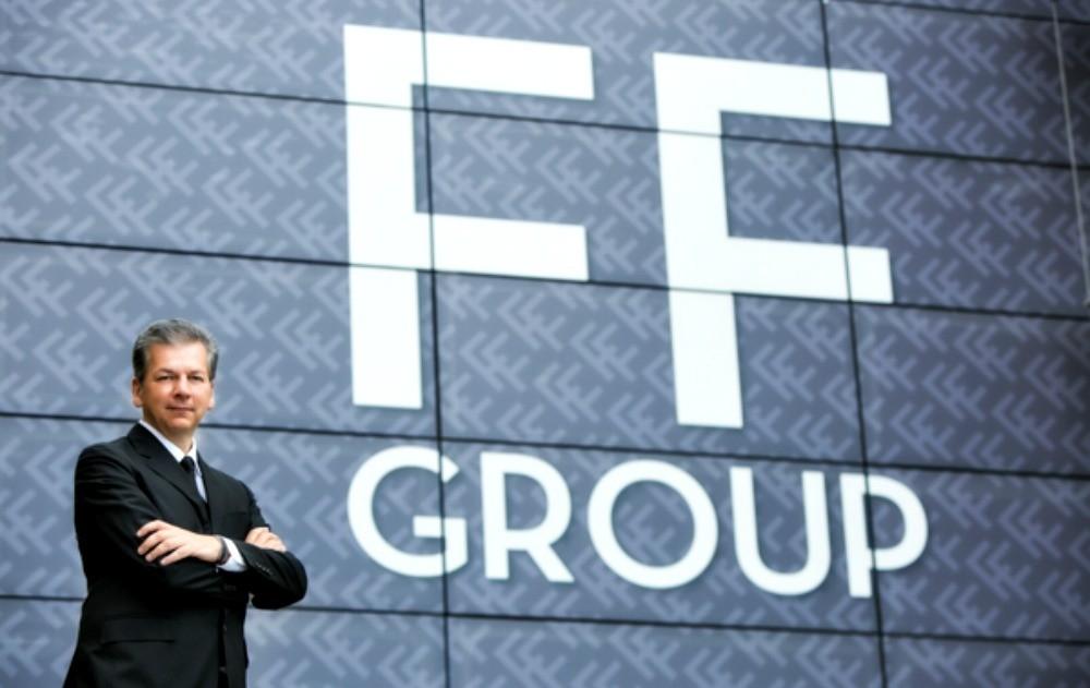 Τζώρτζης Κουτσολιούτσος. CEO FF Group