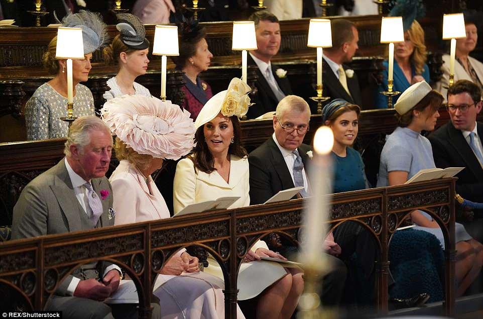 0cba7febf430 Τι πήγε στραβά με το φόρεμα της Κέιτ Μίντλετον στο γάμο του Χάρι και της  Μέγκαν