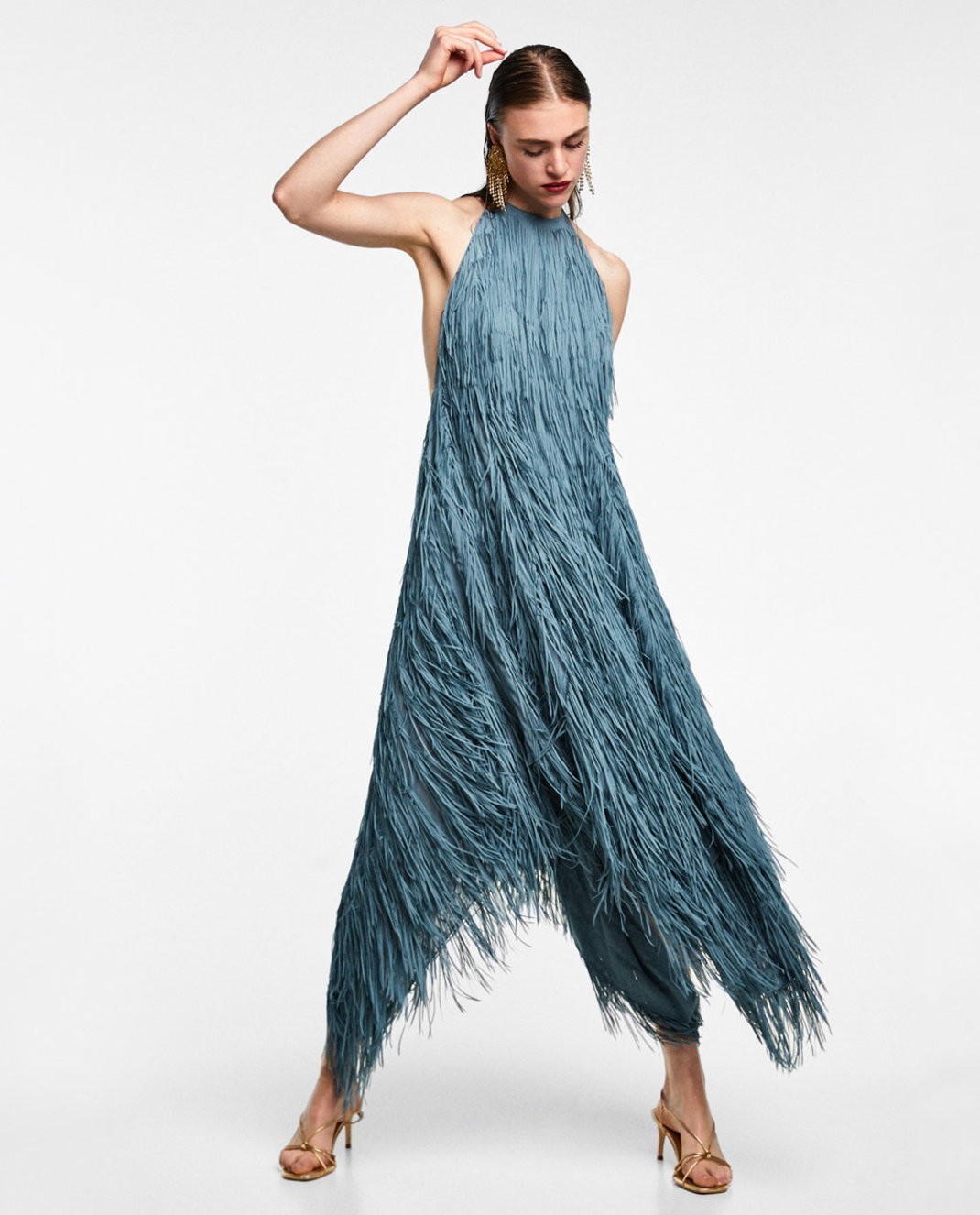 61ec4c8fb523 Η κληρονόμος των Zara με το εντυπωσιακότερο φόρεμα της νέας συλλογής ...