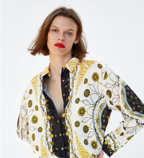724f6d22df90 Αυτό είναι το νέο «it» φόρεμα των Zara που βλέπουμε παντού στο Instagram