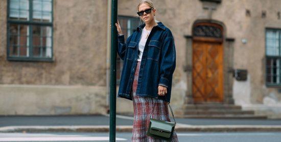 147e716965a2 Πώς θα φορέσετε το jean jacket και το φθινόπωρο